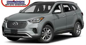 2017 Hyundai Santa Fe XL Luxury / 3.3L V6 / Auto / AWD