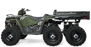POLARIS SPORTSMAN BIG BOSS 6X6 EPS 2017