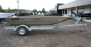 2019 AlumaCraft MV1650
