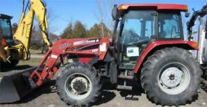 2004 Case IH JX80U w/ LX132 Loader