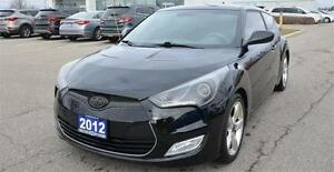 2012 HYUNDAI VELOSTER CAMERA BLUETOOTH AUTO 4 CYL EASY FINANCING