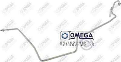 Dodge Ram Trucks A/c (Omega A/C Liquid Line Fits: Dodge Ram Trucks  (See Chart) )