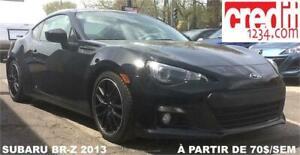 2013 Subaru BRZ Sport-tech,à partir de 70$/semaine 100% approuvé