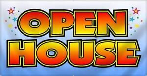 OPEN HOUSE NOV 24,25,26,2017