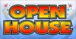 OPEN HOUSE 24,25,26 NOV