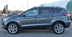 2015 Ford Escape SK Tax Paid Titanium AWD*Backup Camera, Nav*