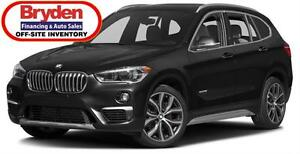 2017 BMW X1 XDrive28i / 2.0L I4 / Auto / **All Wheel Drive**