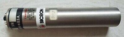 Bicron Gamma Scintillation Detector Naitl Spectroscopy Ready 1.125 X 2.125
