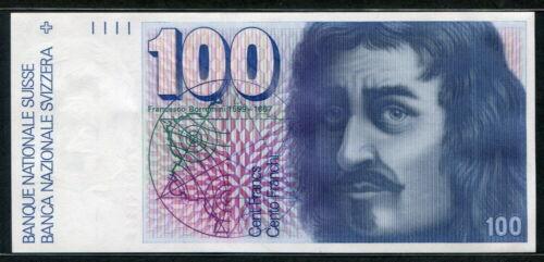Switzerland 1993, 100 Franken, P57m, UNC