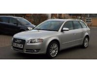 2006 Audi A4 Avant 2.0 TDI SE 5dr,Full Service History, P/X WELCOME