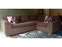 Corner Sofa Bed L-Shape Sofa- Can Deliver