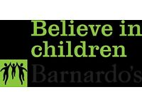 Barnardo's NI As and When Fundraising Volunteer