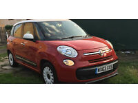 2013 Fiat 500L 0.9 TwinAir Easy 5dr , Low Mileage , Cat D