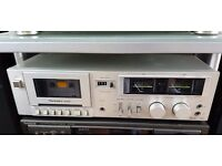 Technics Tape Deck RS M205 Retro
