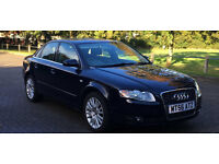 2006 AUDI A4 20 TDI 170 SE ,Full Service History, P/X WELCOME