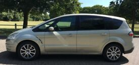 2009 Ford S-Max 1.8 TDCi Zetec 5dr,Full Service History, P/X WELCOME
