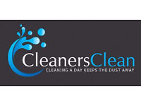 £8.00 Per Hour Commercial Cleaners Wanted in Staines