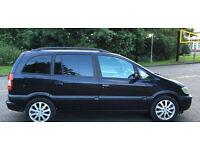 2004 Vauxhall Zafira 1.8 i 16v Elegance,Full Service History