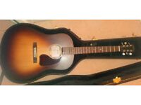 Sigma JM SGE electro acoustic guitar (almost new)