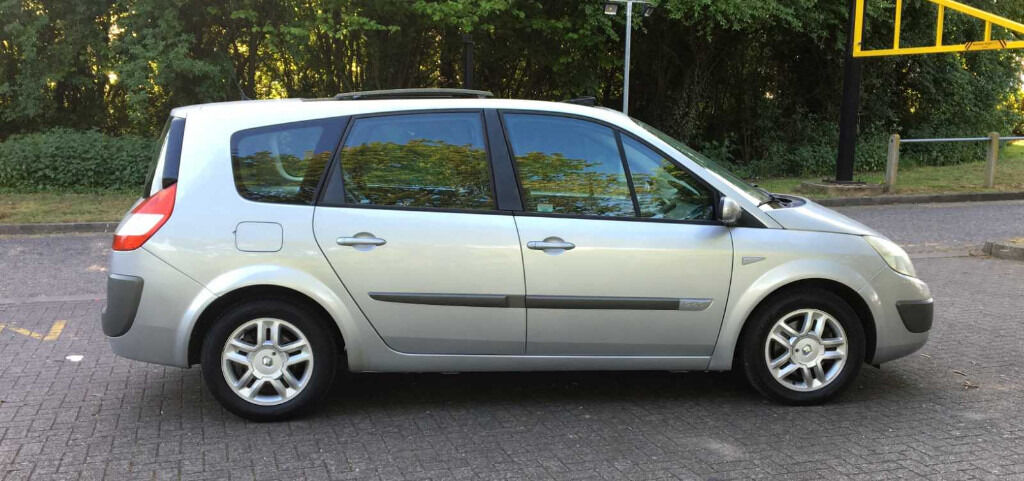 2005 Renault Grand Scenic 1.9 dCi, Panoramic Roof, Full Service History, P/X WELCOME