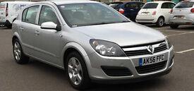 2006 Vauxhall Astra 1.6 i 16v ,Full Service History, P/X WELCOME
