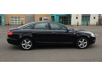 2007 Audi A6 Saloon 2.0 TDI SE Automatic,Full Service History, P/X WELCOME