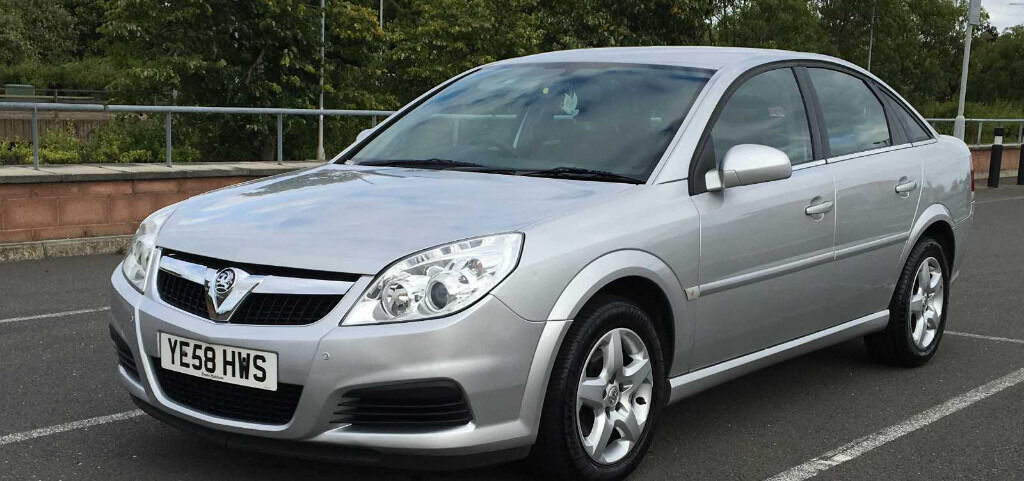 2008 VAUXHALL VECTRA 18 VVT EXCLUSIV ,Full Service History, P/X WELCOME