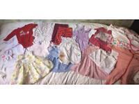 Gap, M&S, Next Baby girl clothes bundle 3 - 6 mths