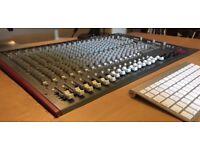 Allen and Heath Zed R16 Firewire Mixing desk
