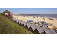 Who wants to live 5 minutes from the beach in Lowestoft Suffolk 2 bed flat