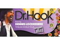 Dr Hook - Cardiff - Front Row Seat