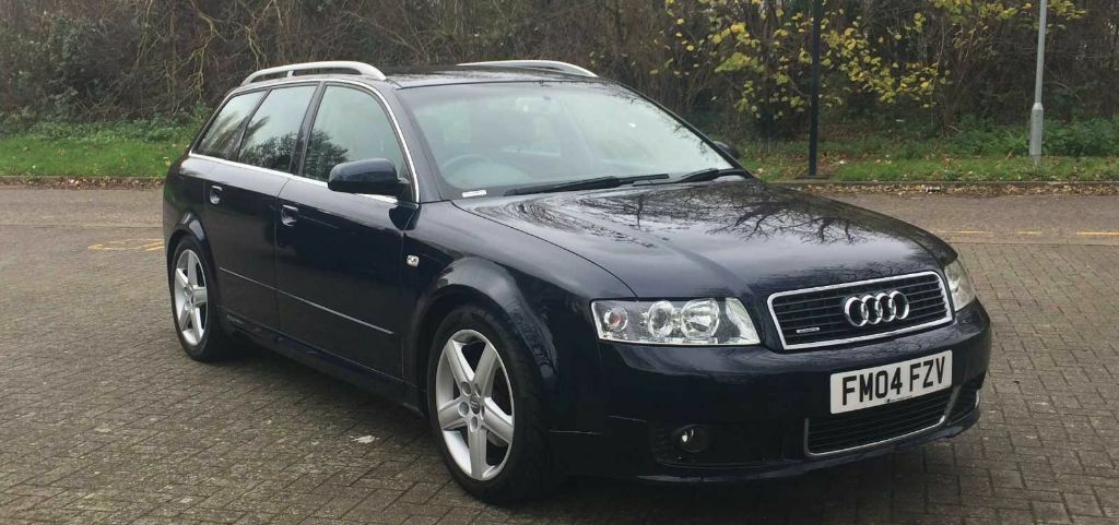 2004 audi a4 avant 1 9 tdi 130 quattro sport full service history p x welcome in peterborough. Black Bedroom Furniture Sets. Home Design Ideas