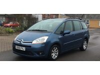 2010 Citroen Grand C4 Picasso 1.6 HDi 16v VTR+ EGS Automatic ,Full Service History, P/X WELCOME