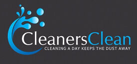 £8.00 Per Hour Commercial Cleaners Wanted in Hackney
