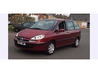 2007 Peugeot 807 2.0 HDi FAP S 5dr,Full Service History , P/X WELCOME
