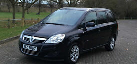 2010 Vauxhall Zafira 1.9 CDTi 120 Design , Full Service History, P/X WELCOME