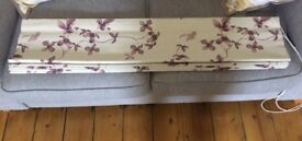 Window blinds x 2 (£10 each)