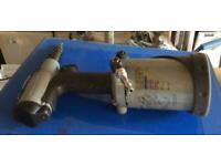 Air revert tool Balloff best tool for joining sheet metal in excellent condition