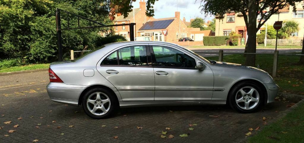 2004 mercedes benz automatic 2 1 c200 cdi avantgarde p x for Mercedes benz peterborough