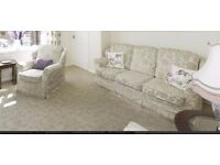 Quality 3 Seater Sofa and 2 Chairs