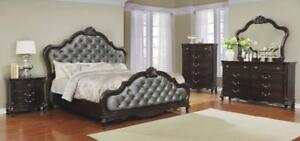 PRE-BOXING DAY SPECIAL SALE! 6PC QUEEN SIZE SOLID WOOD BEDROOM SET $2198