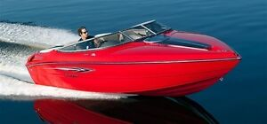 2016 Stingray Boat Co 225SX SPORT BOAT.  This boat screams speed