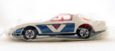 Hot Wheels 80's Firebird white from video - (loose blackwall)