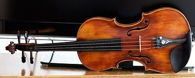 "Very old labelled Vintage violin ""Antonio Ruggieri 1723"" fiddle 小提琴 ヴァイオリン Geige"