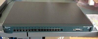 Hewlett Packard 10 Base-T Hub  16M J3188A Cisco1516M IOS Ports HP J3188