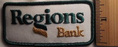 Regions Bank Patch  Banking