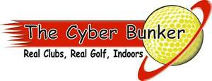 The Cyber Bunker Indoor Golf Centre Mitchell Gungahlin Area Preview