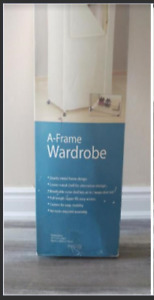NEW A-Frame Wardrobe available in original packing