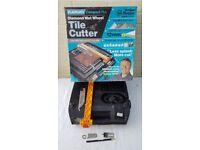 Plasplug Compact Plus, 12mm depth diamond wet wheel tile cutter