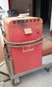 Canox arc welding machine